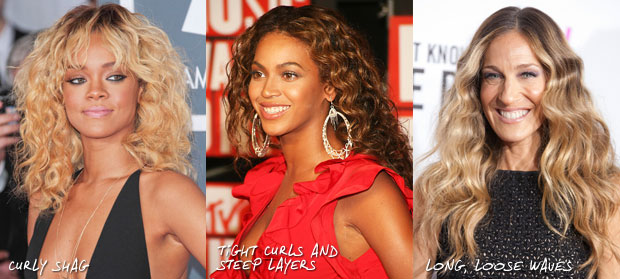 The best curly cuts