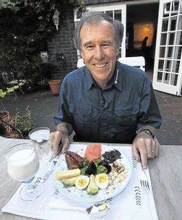 Tim Noakes' about turn on carbs