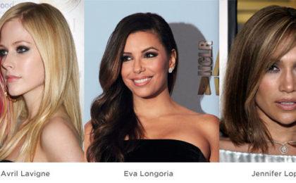 Our top 5 celebrity smokey eye looks