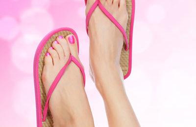 Trimming your toenails