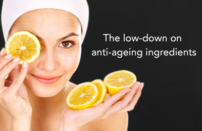 What's in your anti-ageing product?