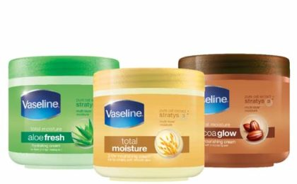 Vaseline Total Moisture Cream
