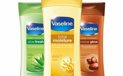 Vaseline Total Moisture Lotion