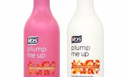 VO5 Plump Me Up Shampoo and Conditioner