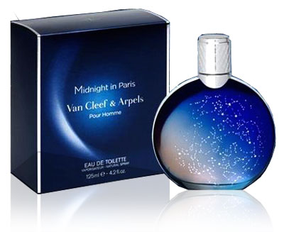 Van Cleef & Arpels' Midnight to Paris