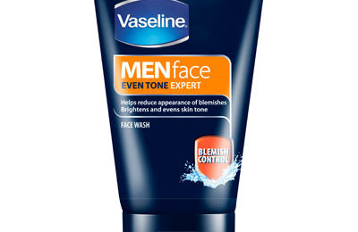 Vaseline Men Face Even Tone Expert Face Wash