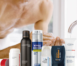 Your complete shaving kit