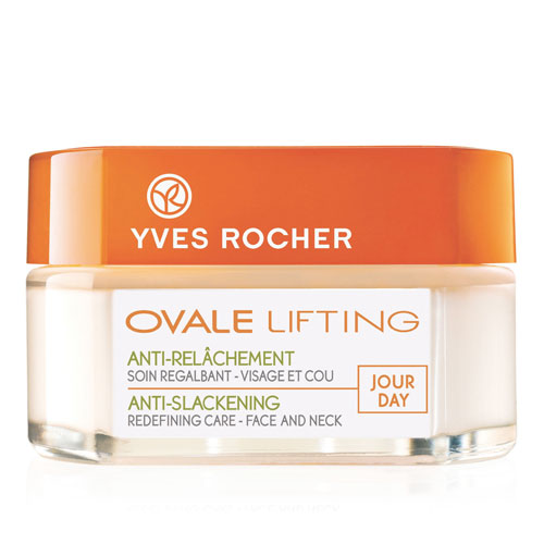 Yves Rocher Ovale Lifting Anti-Slackening Redefining Care
