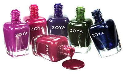 Zoya comes to town