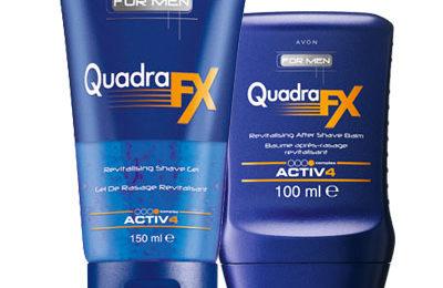 Avon Quadro FX – review