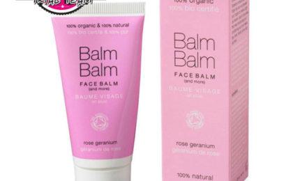 Balm Balm Rose Geranium Face Balm