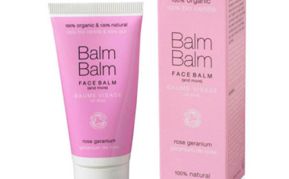 The team tests Balm Balm's Rose Geranium