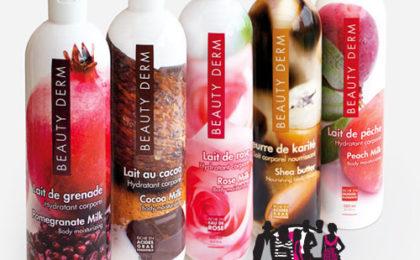 Beauty Derm Nourishing body lotion