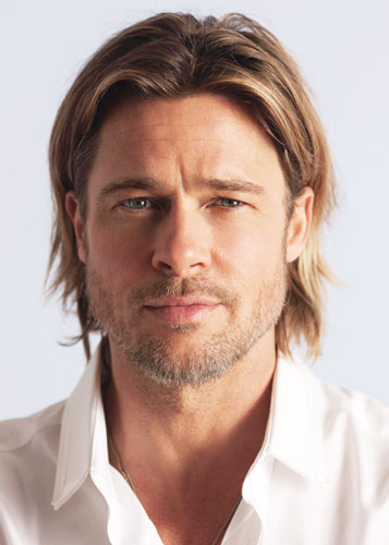 Brad Pitt the new face of Channel No5