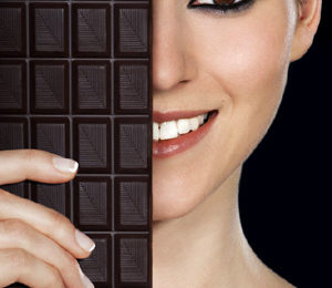 Sunscreen's replacement - chocolate