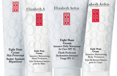 Eight hours with Elizabeth Arden