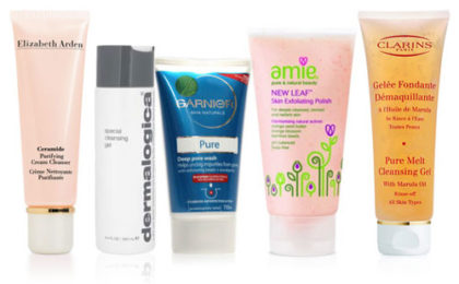Cleansers we love