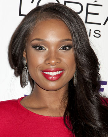 Get the look: Jennifer Hudson