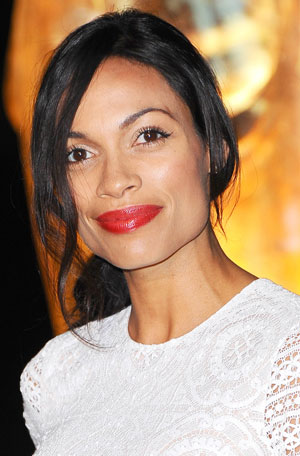 Get the look: Rosario Dawson