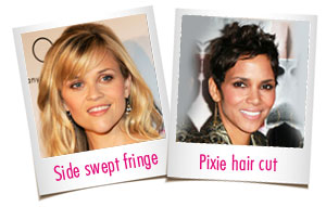 Know your face shape - Reese and Halle