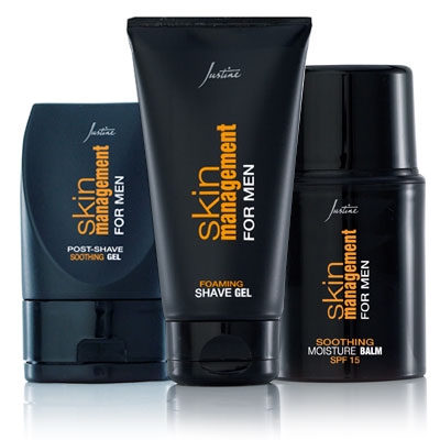 Justine mens products
