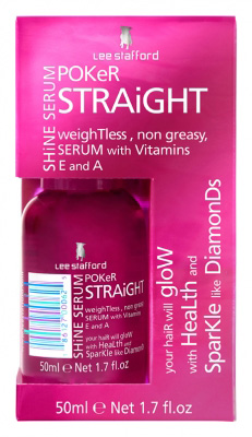 Lee Stafford Poker Straight Shine Serum