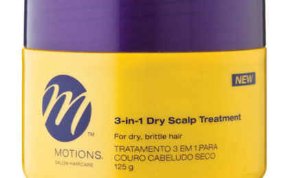 Motions 3-in-1 Dry Scalp Treatment
