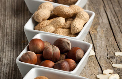 Top five nuts to try