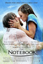Romantic movies: The notebook