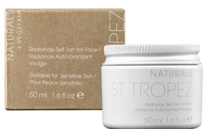 St Tropez Natural Radiance Self-Tan Face