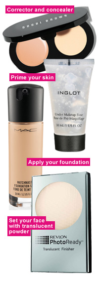 steps to immaculate skin