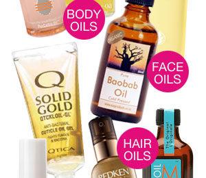 The best beauty oils