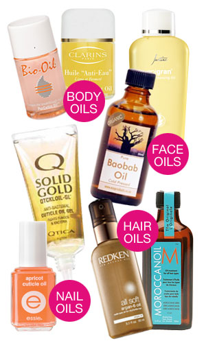 The best beauty oils