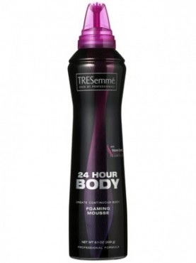 tresemme body mousse