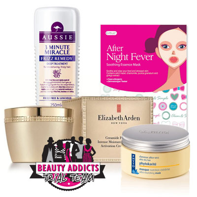 Beauty Addicts Trial Team reviews