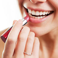 Truth about health rules: your lipstick