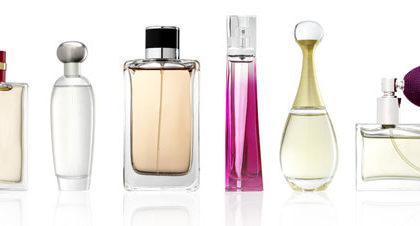 Testing fragrance