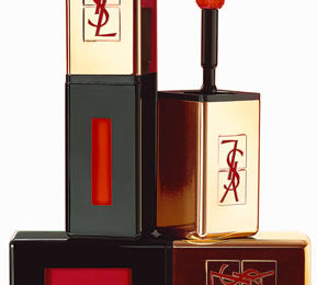 YSL lets your lips do the talking