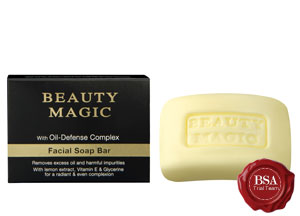 Beauty Magic Facial Soap Bar