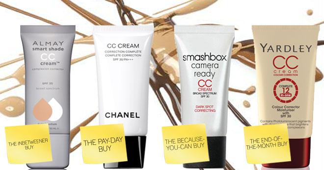 Battle of the CC Cream