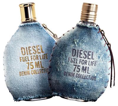 Win Diesel Fuel for Life Denim Collection