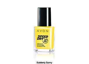 Avon Speed Dry Nail Polish