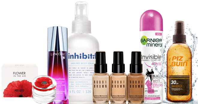 November's new beauty products