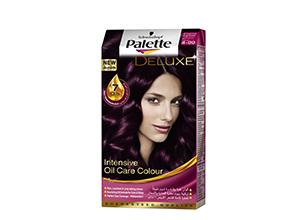 Schwarzkopf Palette hair dye