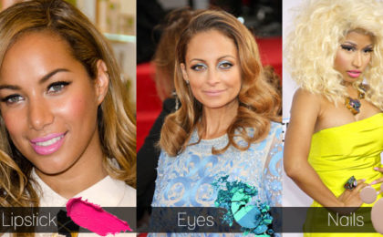 Pastel make-up you should try this spring