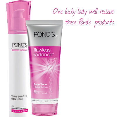 Pond's Fri freebie