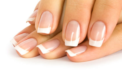 Salon nail treatments