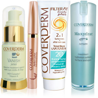 WIN with Coverderm and Beauty South Africa