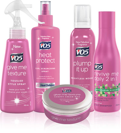 Win with VO5 and Beauty South Africa