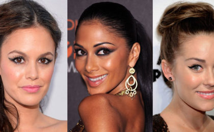 The best winged eyeliner looks